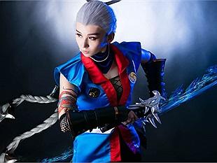 Liên Quân Mobile: Chiêm ngưỡng bộ ảnh cosplay Airi cực đẹp khiến game thủ ngẩn ngơ ngắm nhìn