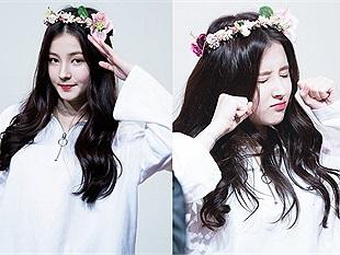 Nancy – nữ Idol Hàn xinh đẹp từng gây náo loạn phố đi bộ Việt càng ngày càng giống thiên thần