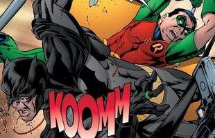 """Đừng tưởng Robin suốt ngày chỉ biết ăn tát, đây là 6 lần """"cậu học trò"""" bán hành lại cho chính Batman đấy!"""