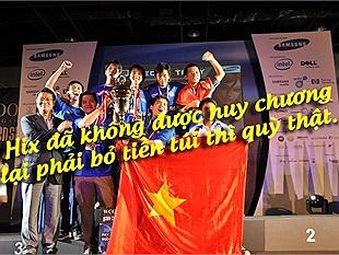 News 888 18/08/2017: Tuyển eSports Việt Nam muốn đi đại hội thể thao Châu Á phải tự bỏ tiền túi