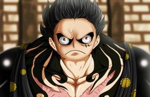 One Piece: Khi Gear 4 của Luffy trở thành nguồn cảm hứng sáng tạo của các fan