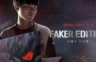 Thảm bại ở CKTG, Faker bất ngờ đi quảng cáo laptop chơi game
