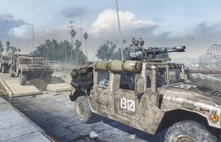 Hãng sản xuất xe Hummer bất ngờ kiện Call of Duty vì đưa nó vào game mà không xin phép