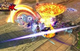 Tào Tháo PK - MMORPG 3D hàng khủng ra mắt game thủ Việt ngày 12/10