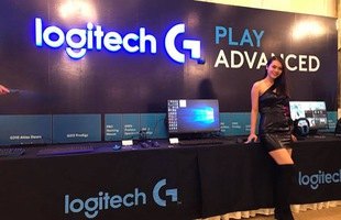 Logitech chính thức giới thiệu loạt sản phẩm gaming