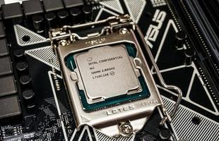 Chỉ những ai may mắn mới mua được bộ Intel Coffee Lake chiến game!