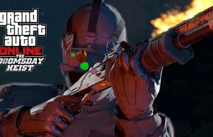 GTA Online tung bản cập nhật mới The Doomsday Heist: từ những kẻ đường phố trở thành anh hùng cứu trái đất