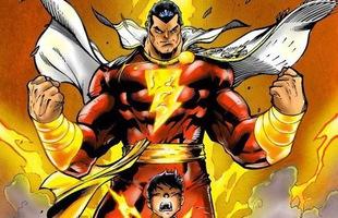 Siêu anh hùng Shazam của DC ra mắt khán giả năm 2019