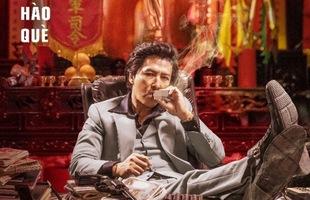 Chân Tử Đan trở thành gã trùm buôn thuốc phiện què trong phim mới - Trùm Hương Cảng
