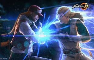 The King of Fighters: World - Phiên bản MMORPG của huyền thoại đối kháng đã chính thức ra mắt
