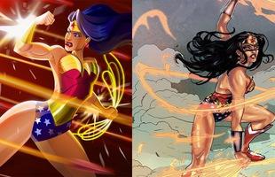 Liên Quân Mobile: Những món vũ khí của Wonder Woman đã được thể hiện ra sao trong giao tranh?