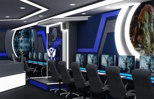 GRAND OPEN TOUR - Giải đấu LMHT mừng khai trương phòng máy mới nhất chuẩn iCafe của NVIDIA tại khu vực Cầu Giấy