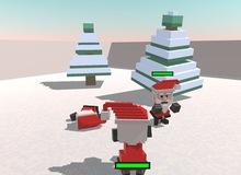 """[Game miễn phí] Giáng Sinh siêu vui nhộn với """"PUBG phiên bản ông già Noel"""""""