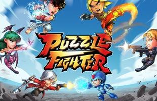 Puzzle Fighter - Game Xếp Hình cực hot mới của Capcom sắp được phát hành