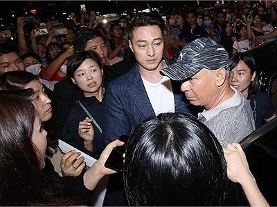 Sao Việt bị tố có hành vi đáng xấu hổ khiến So Ji Sub phải bỏ về sớm