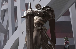 """Riot kể lại quá trình tạo ra bức tượng """"Thần Đồng"""" Liên Minh Huyền Thoại trong CKTG như thế nào"""
