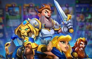 Tải ngay Hero Academy 2 - Sự pha trộn tuyệt vời giữa Cờ Vua và Hearthstone