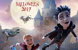 Nhóc Ma Siêu Quậy là tựa phim hoạt hình thú vị cho trẻ em dịp Haloween
