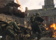 Call of Duty: WWII có thể đạt đến tốc độ khung hình siêu tưởng 250 fps
