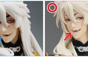Đây là cách kiểm tra các mô hình đồ chơi Nhật Bản để phân biệt được thật – giả