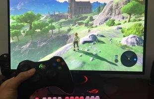 Cộng đồng chơi game giả lập thế giới lẫn Việt Nam phát sốt khi The Legend of Zelda chơi trên PC giờ còn mượt hơn cả trên Switch!