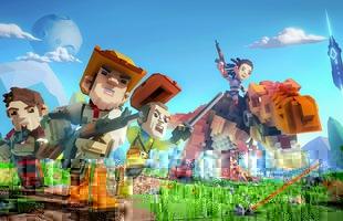 """Game sinh tồn nổi tiếng ARK sắp ra mắt phiên bản """"khối vuông"""" y hệt Minecraft"""