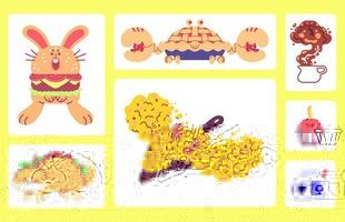 """""""Pokemon"""" theo phong cách đồ ăn – Sự đột phá đầy táo bạo và mới mẻ"""