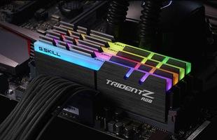 Bộ RAM đáng mua nhất 2017? Chắc chắn không thoát khỏi tay G.Skill Trident Z RGB
