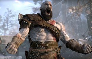 Sony tung trailer mới toanh cho God of War 4, phát hành đầu năm 2018