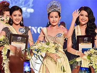 Hoa hậu Đại Dương 2017: BTC bị tố ép thí sinh đi hầu rượu, cởi đồ trước mặt BS nam